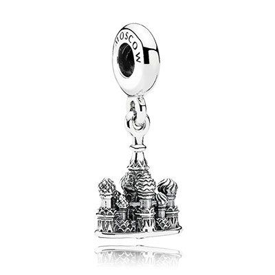 Pandora 791141 St. Basil's Cathedral Charm *** You can find out more details at the link of the image.
