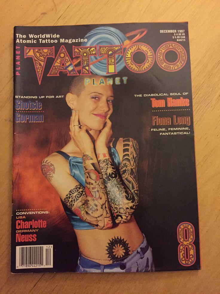 A personal favorite from my Etsy shop https://www.etsy.com/ca/listing/586265535/tattoo-planet-dec-1997-worldwide-atomic   #sailorjerry #sailorjerrytattoo #spiderwebb #tattooer #tattoogroup #shotsiegorman #watercolor #tattooplanet #flashart #tattooplanetmagazine #inthefleshtattoos #tattoomagazine #spiderwebb #lyletuttle #tattooart #flashtattoo #tattoohistory  #tattoolife