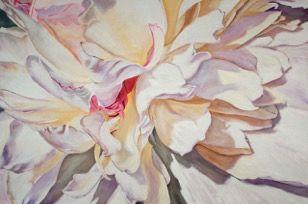 Bez tytułu, Joanna Szumska, obraz olejny, 100 x 150 cm, 2012