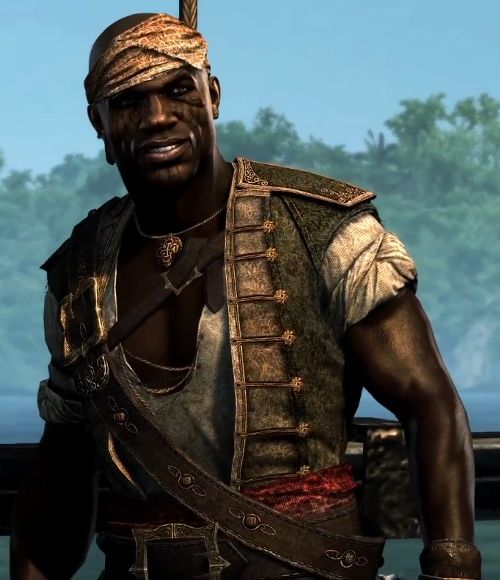 Assassin's Creed 4 Adewale | 500px-Adewale.png