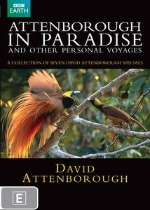 Attenborough in Paradise and Other Personal Voyages | DVD | ABC Shop
