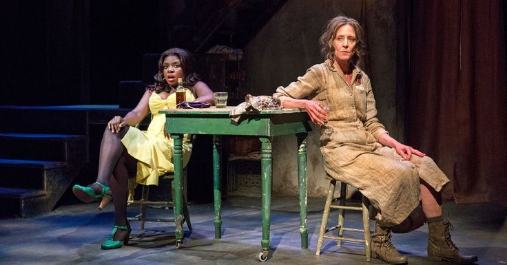 #MONSTASQUADD Review: A Play With a Crude Name and a Powerfully Dark View