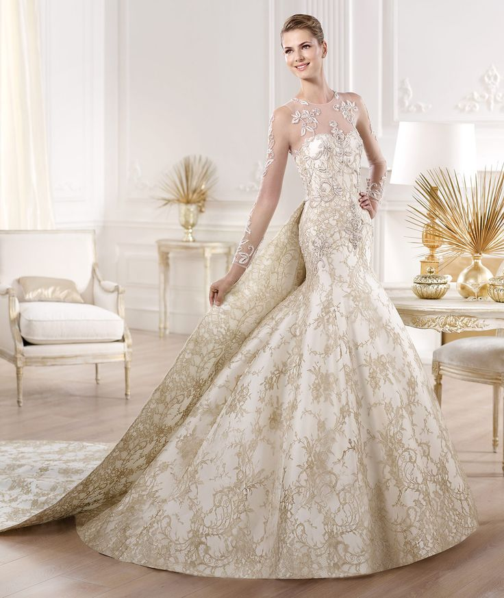 696 best PRONOVIAS / Collection 2014 images on Pinterest ...