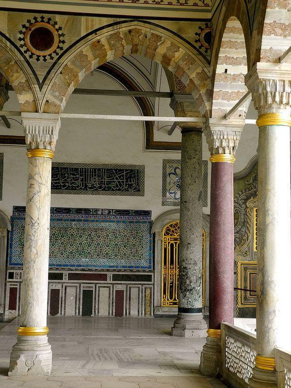 Topkapi Palace, Istanbul