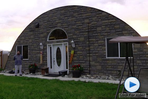 41 best images about quonset hut houses on pinterest for Kit homes alaska