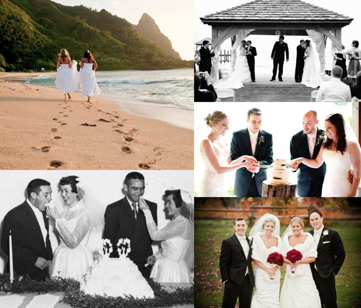 Double Weddings! Have You And Your Best Friend Been Dreaming Of A Perfect Double  Wedding? Best Friends, Sisters, Brothers Or Evenu2026 | Pinteresu2026