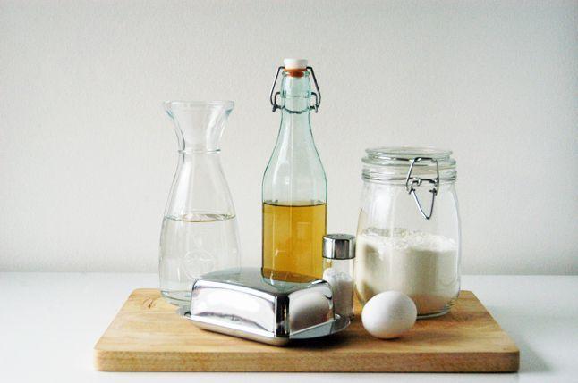Kublanka vaří doma - Domácí listové těsto
