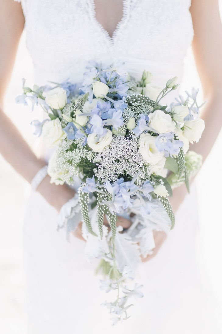 1000+ Ideas About Blue Bridal Bouquets On Pinterest
