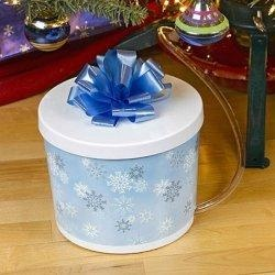 I found 'Evergreen Christmas Tree Watering System - Gift Box Design by Ever-Green Seasons, Inc.' on Wish, check it out!