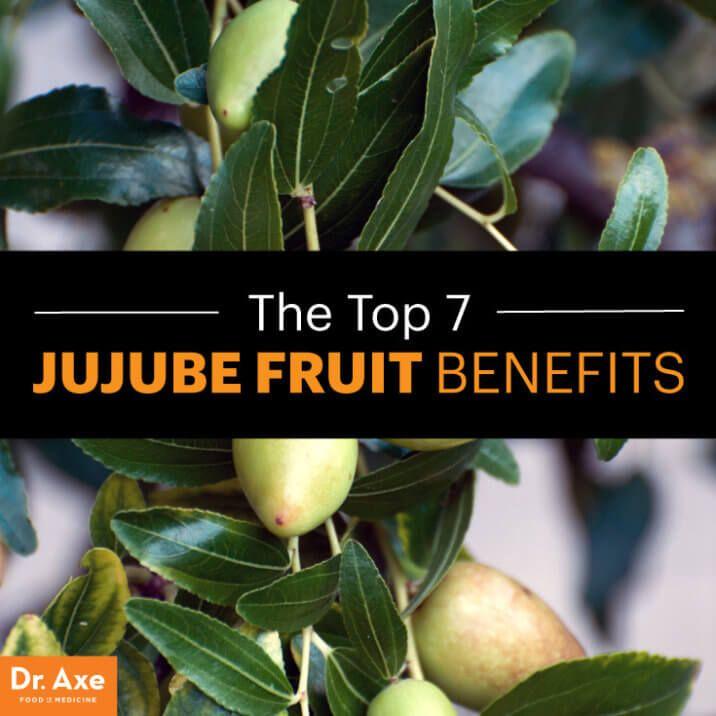Jujube fruit - Dr. Axe