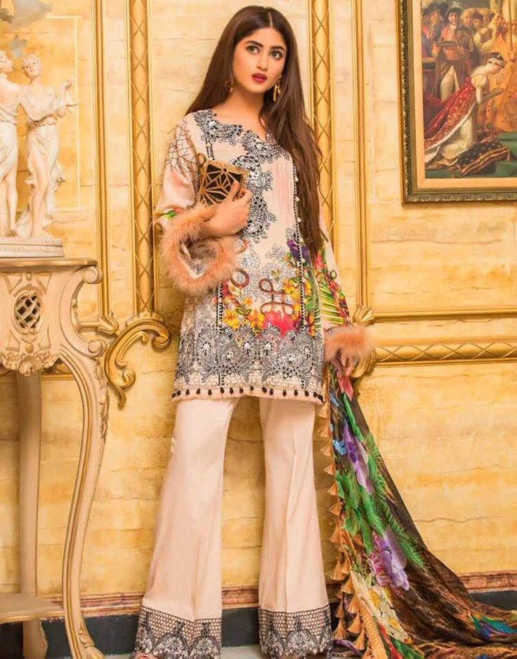 Qalamkar Lawn 2017 Festive Eid Collection With Prices  #sajjalali #Qalamkar #Qalamkarlawn #lawn #lawncollection2017 #dresses #clothing #onlineshopping #onlineshoppinginPakistan #buyonlinedresses #springcollection2017 #summercollection2017 #Eid #EidCollection2017
