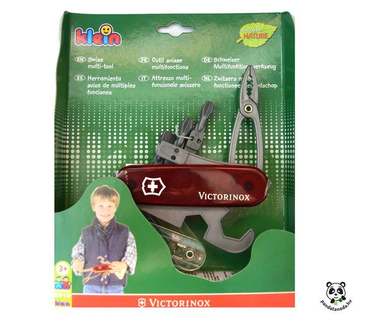 Victorinox játék bicska gyerekeknek (Klein) | Pandatanoda.hu Játék webáruház