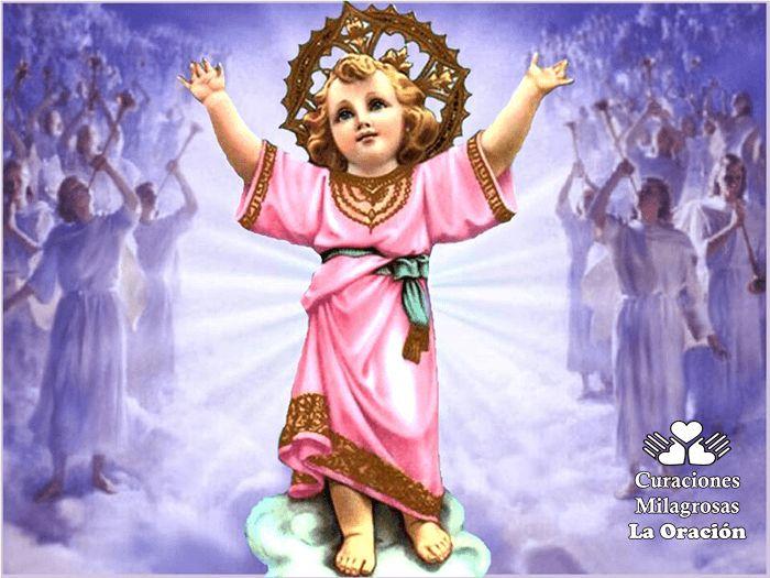 Triduo al Divino Niño Jesús para obtener una gracia muy Especial DÍA PRIMEROOh Dulce Niño Jesús ! A tus plantas consciente de mí poquedad, me dirijo a tí qu