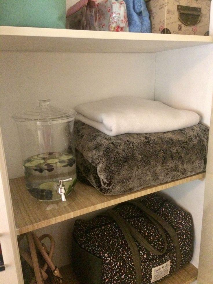 Cosy cupboard