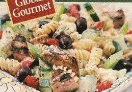 Recept voor Griekse pastasalade