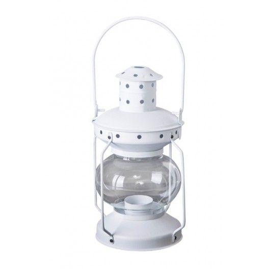 Dekoratívny lampáš s možnosťou zavesenia