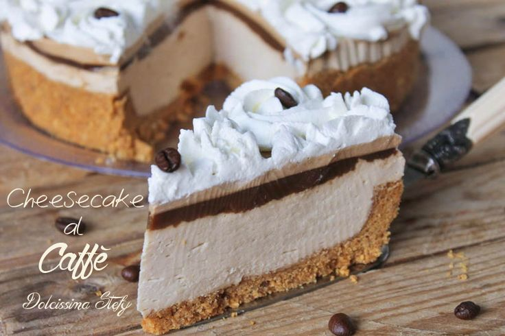 Cheesecake al Caffè con Mascarpone e Panna Montata