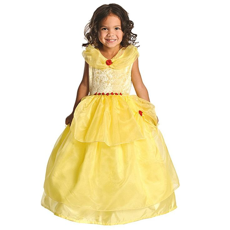 belle costume toddler google search - Halloween Princess Costumes For Toddlers