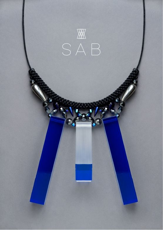 SAB necklace