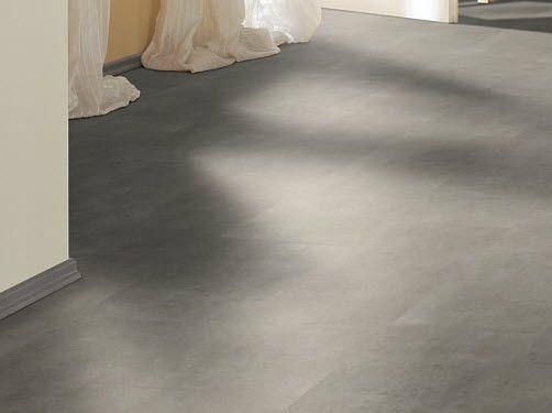 Concrete look laminate flooring. | Randoms | Pinterest