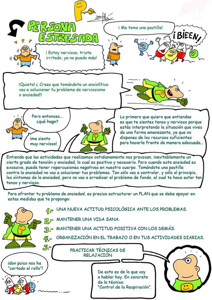 EL MEJOR ANSIOLÍTICO LA RESPIRACIÓN