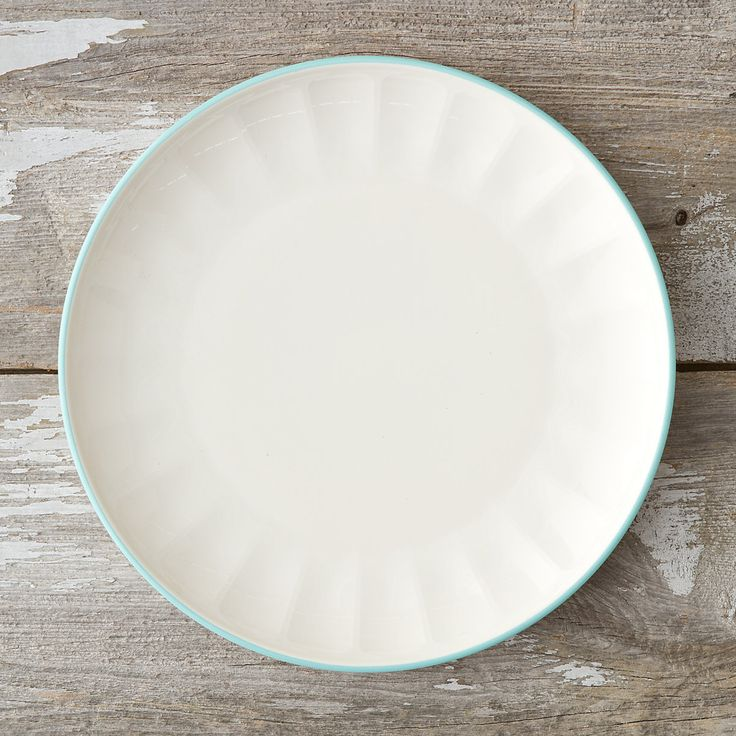 Outdoor Dinner Plate