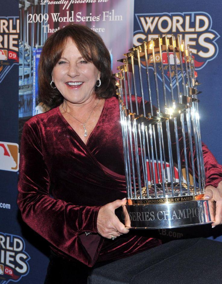 Suzyn Waldman's (No. 40) regular Yankees radio gig makes