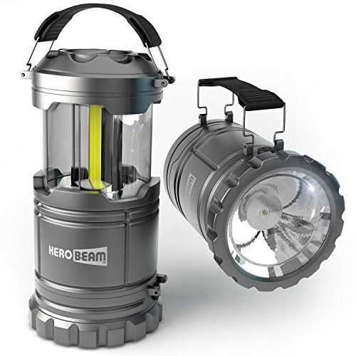 HeroBeam LED Lantern V2.0 with Flashlight - 2016 COB Technology emits 300 LUMENS! - Collapsible Tough Lamp - Great Light for Camping, Car, Shed, Attic, Garage & Power Cuts - BEST SELLING LANTERN IN THE UK! - http://lantern.nationalsales.com/herobeam-led-lantern-v2-0-with-flashlight-2016-cob-technology-emits-300-lumens-collapsible-tough-lamp-great-light-for-camping-car-shed-attic-garage-power-cuts-best-selling-lantern-in-th/