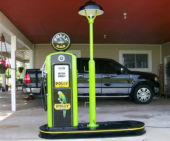Red Bennet Gas Pump For Lights Landscape In 2018 Pinterest Pumps And Restoration
