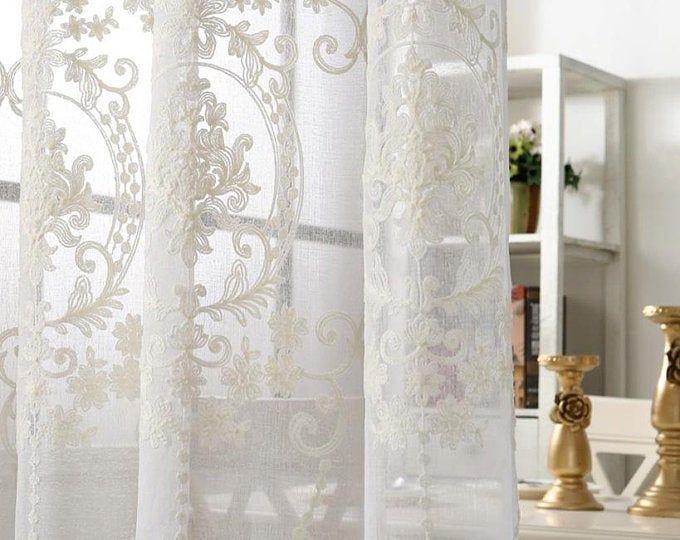 Tejido Voile Para Cortinas Everest By Dedar Curtain Texture