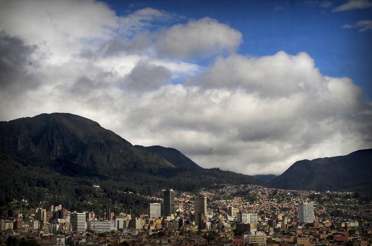 Los espectaculares Cerros Orientales de nuestra ciudad
