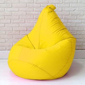 Кресло-мешок – это удобный, практичный и модный предмет бескаркасной мебели. Кресло-мешок выступает как альтернатива дивану или обычному креслу, а иногда его можно использовать как спальное место.  Оно легко передвигается в любое место, и благодаря большому выбору ткани разнообразных цветов, добавит стиля вашему домашнему пространству.