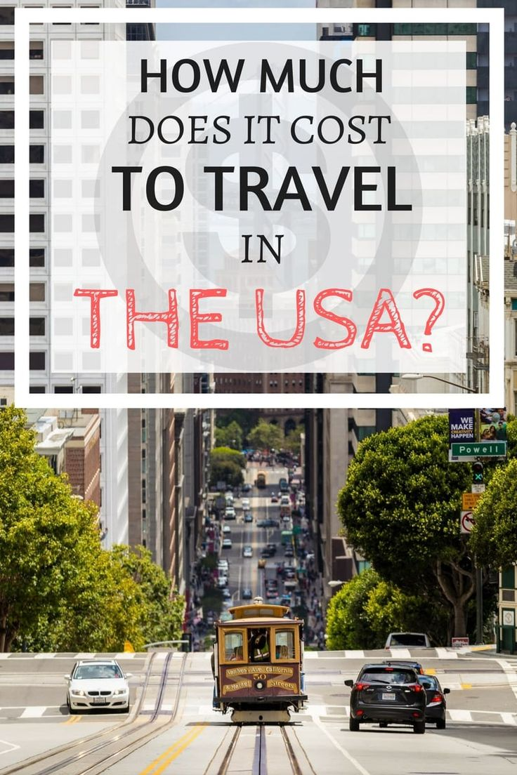 How Much Does It Cost To Travel In The USA? Airport car