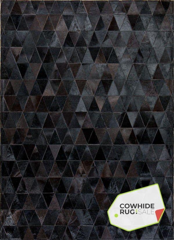Triangle Mosaic Rug Patchwork Rugs Cowhide Rug Sale Mosaic Rugs Cow Hide Rug Rugs