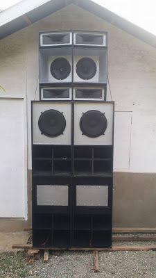 Speaker for 1600W Power Amplifier
