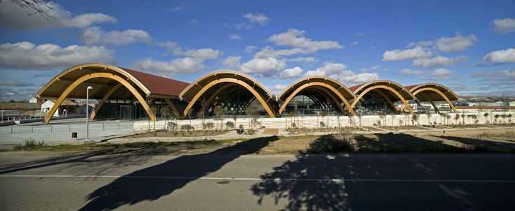 Galería de Bodegas Protos Valladolid / Alonso, Balaguer y Arquitectos Asociados + Richard Rogers Partnership - 8