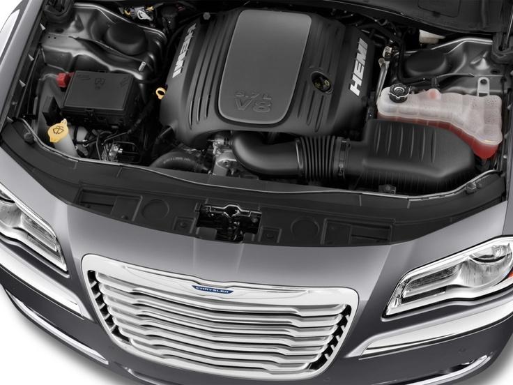2013 Chrysler 300 (5.7L HEMI)