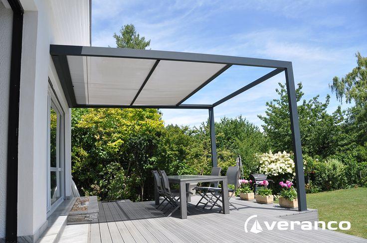 pin by veranda veranco on pergola protection solaire cocoon pinterest pergolas. Black Bedroom Furniture Sets. Home Design Ideas