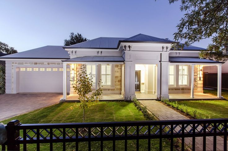 Modern Sheek home build - Alderley