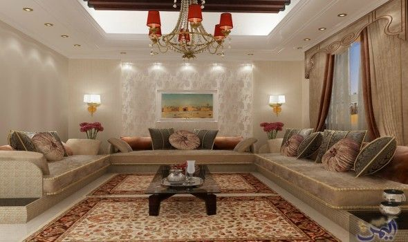 نصائح مهمة لتصميم مجالس عربية مودرن بشكل لائق Coastal Decorating Living Room Moroccan Living Room Living Room Remodel