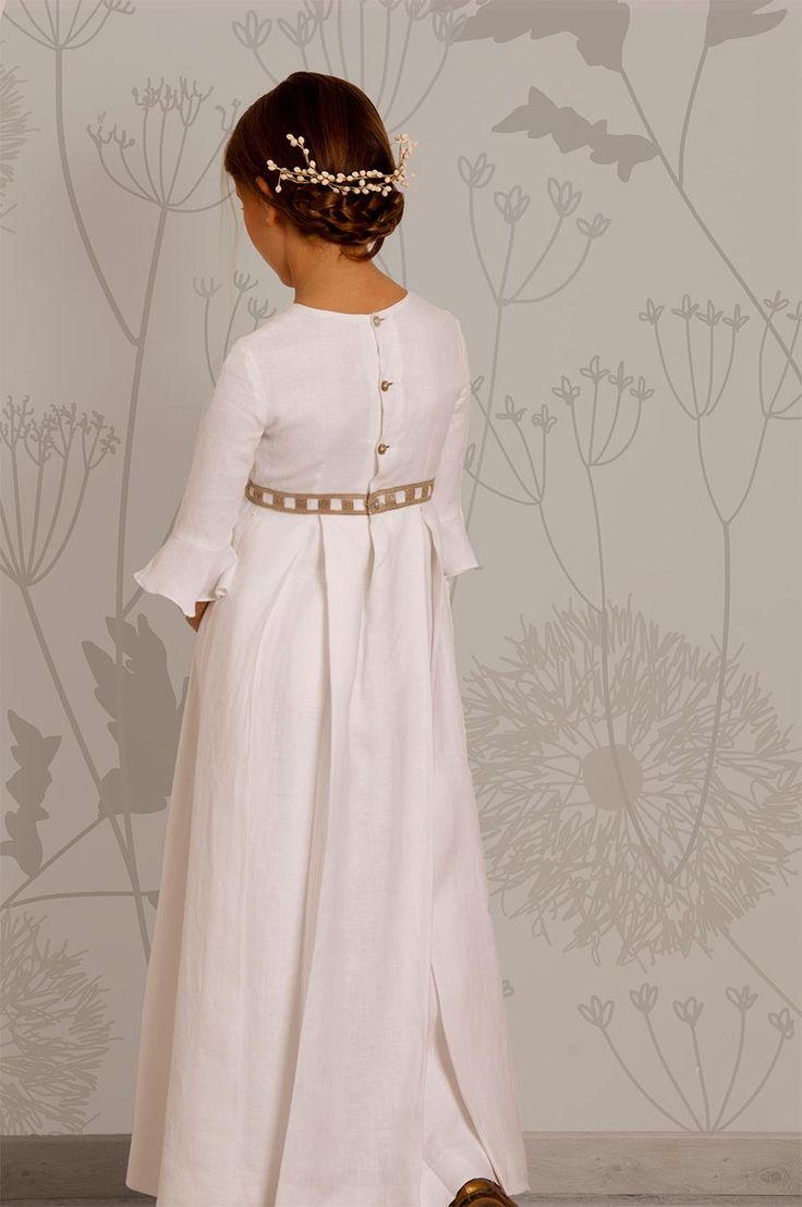 Vestidos comunión niña