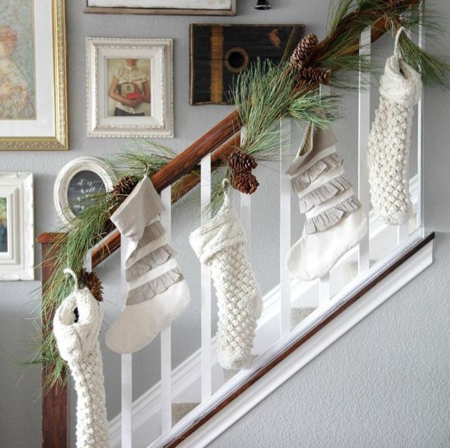 1893 Best Christmas On The Stairs Images On Pinterest: 546 Best Christmas On The Stairs Images On Pinterest