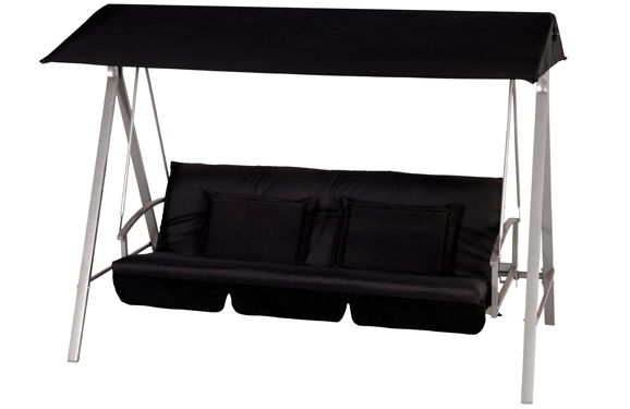 Outdoor Furniture - Barbeques Galore - Madrid Futon Swing  http://www.barbequesgalore.com.au/products/product-view.aspx?id=20659
