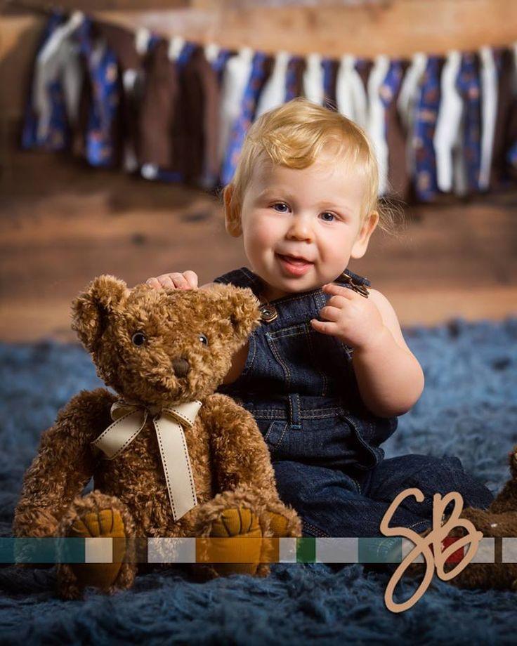 Teddy Bear garland