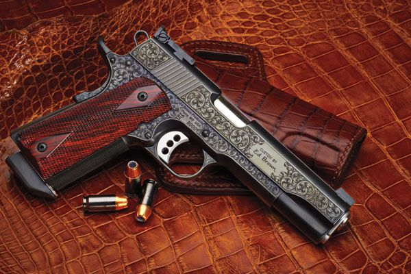 The 1911 All Dressed Up: The Ed Brown Signature Edition Review - Guns & Ammo