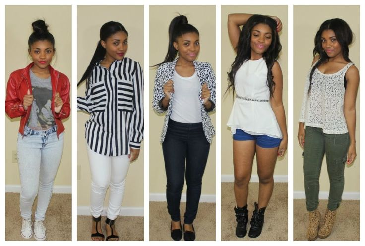 5 Ways To Have Cute Outfits For High School Girls