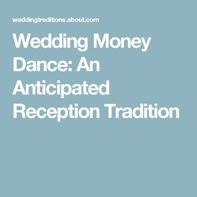 Wedding Money Dance: An Anticipated Reception Tradition