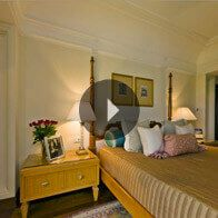 360° View of The Luxury Suite bedroom At The Oberoi Amarvilas, Agra