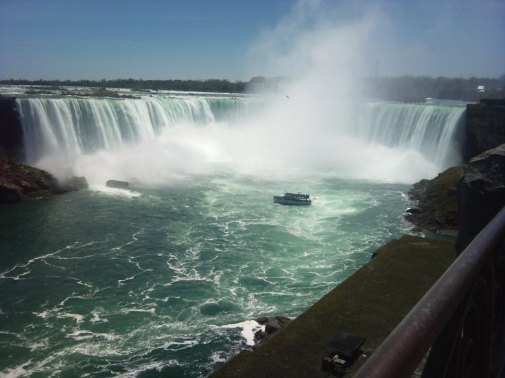 My fav shot of Niagara Falls!