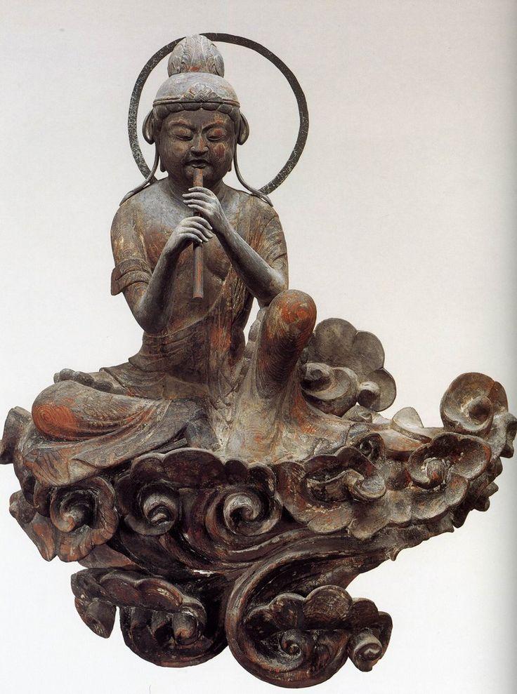 雲中供養菩薩像、南11号像/Unchu Kuyo Bodhisattva